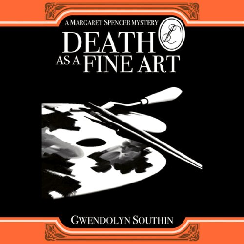 Death as a Fine Art audiobook cover art