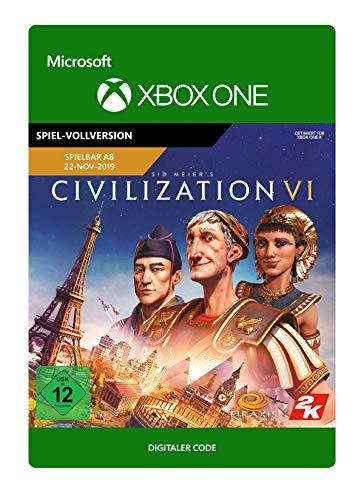 Sid Meier's Civilization VI Standard   Xbox One - Download Code