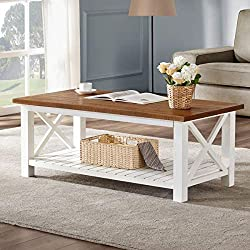 11 Beach Style Coffee Tables For A Relaxed Living Room Home Decor Bliss