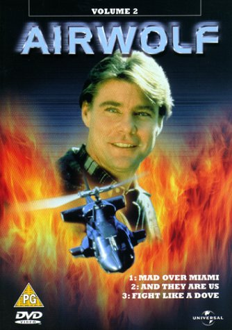 Airwolf - Vol.2 DVD