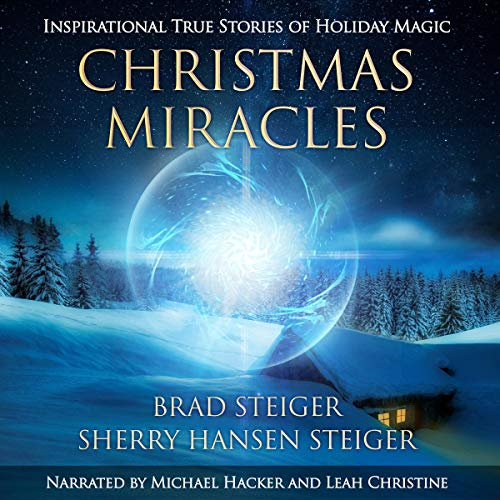 Christmas Miracles audiobook cover art