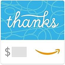 Amazon eGift Card - Thank you (Whimsical)