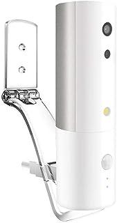 Amaryllo - Hermes - Biometric Auto Tracking Portable Security 720p HD Wi-Fi Camera, USB Powered, Motion & Audio Triggered ...