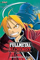 Fullmetal Alchemist (3-in-1 Edition), Vol. 1: Includes vols. 1, 2 & 3 (1)
