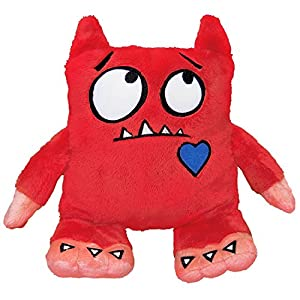 MerryMakers Love Monster Plush Doll, 11-Inch - 51SJZ0pVPSL - MerryMakers Love Monster Plush Doll, 11-Inch