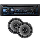 Best Alpine Bluetooth Audio Receivers - Alpine CDE-172BT Bluetooth Single Din Receiver with Harness Review