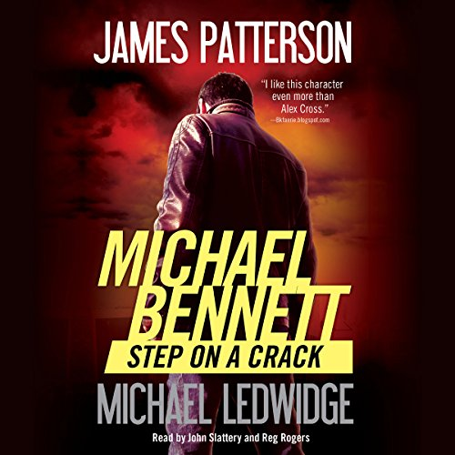 Step on a Crack audiobook cover art