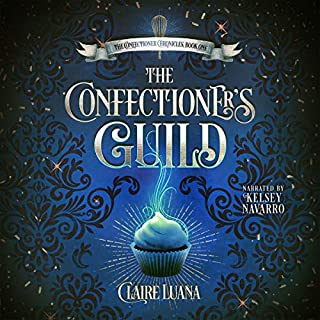 The Confectioner's Guild cover art