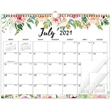 2021-2022 Wall Calendar - 18 Months Large Monthly Wall Calendar, July 2021 - Dec 2022, 14.6'' x 11.4'', Large Ruled Blocks, To-do List & Notes, Best Wall Calendar for Organizing