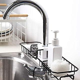 Panier de rangement pour la salle de bain Panier mural Boîte de rangement pour la douche sans poinçon Support de rangement...