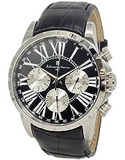 サルバトーレマーラ Salvatore Marra マルチカレンダー レザーベルト 腕時計 10気圧防水 時計拭き用クロス付き