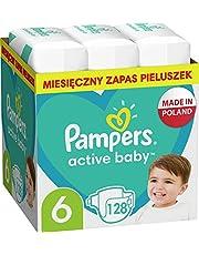 Pampers Active Baby Pieluszki