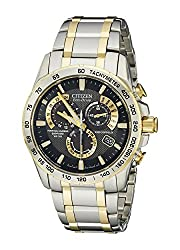 Citizen Men's AT4004-52E Perpetual Chrono A-T Watch Reviews