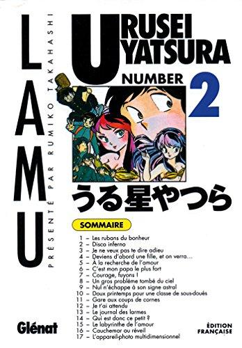 Urusei Yatsura - Tome 02