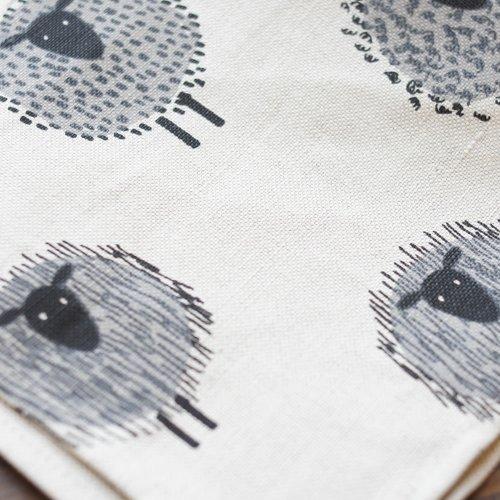 南海通商 キッチンタオル sheep 0118-001 [5113]