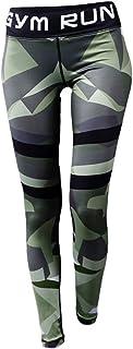 Baosity Woman Yoga Pants Bodybuilding Jogging Quick-Drying Training Fitness Trousers