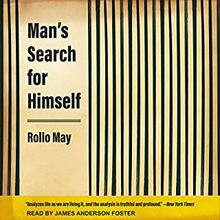 Man's Search for Himself audiobook cover art