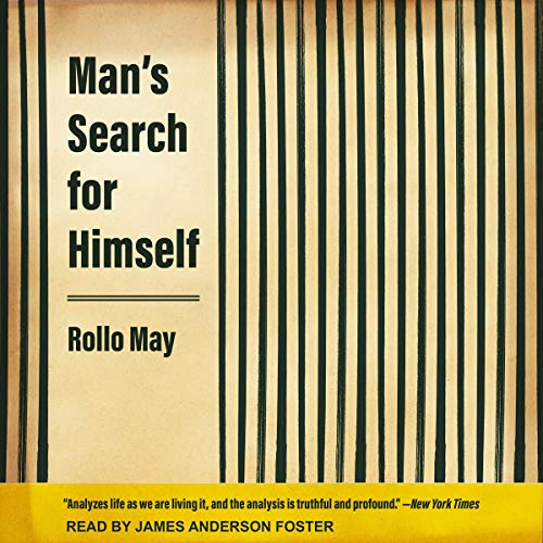 Couverture de Man's Search for Himself