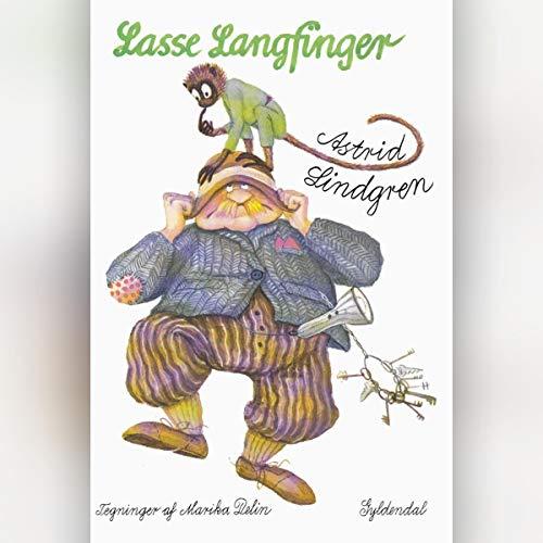 Lasse Langfinger audiobook cover art