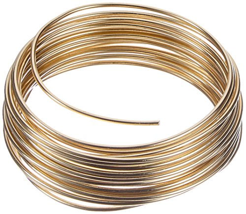 efco Aludraht, Ø 2mm, 5 m / ~ 42 g, Gold