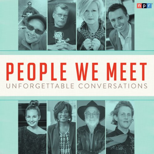People We Meet audiobook cover art