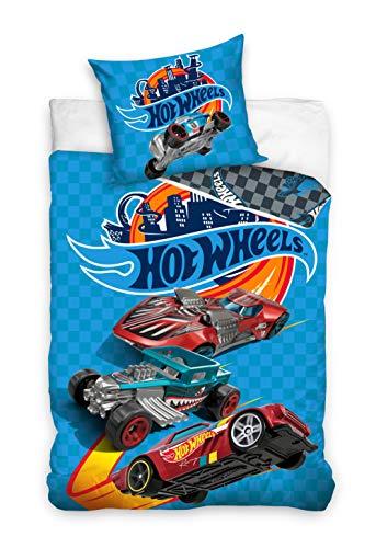 Hot Wheels Bettwäsche - bedlinen - Linge de lit - Ropa de cama - Biancheria da letto hw201002c-4