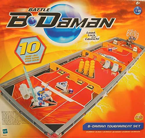 Battle B-daman Tournament - Juego de Mesa (10 emocionantes Juegos)