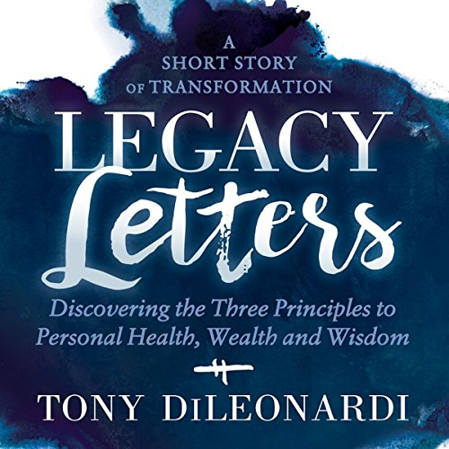 Legacy Letters audiobook cover art