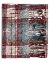 Kiltane of Scotland 100% Lambswool Ultra Soft Touch Tartan Scarf- Designed in Scotland - (Auld Scotland)