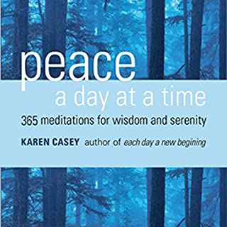 Peace a Day at a Time cover art
