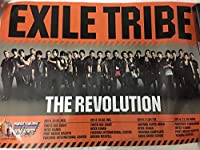 EXILE TRIBE ポスター 三代目 ジェネ SECOND