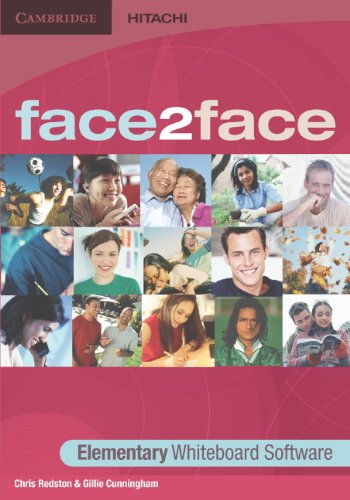 Face2face Elementary Whiteboard Software
