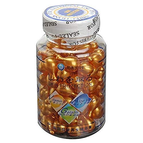 Schlangengift-Extrakt Gesichtscreme Anti-Falten-Anti-Aging 90 Kapseln