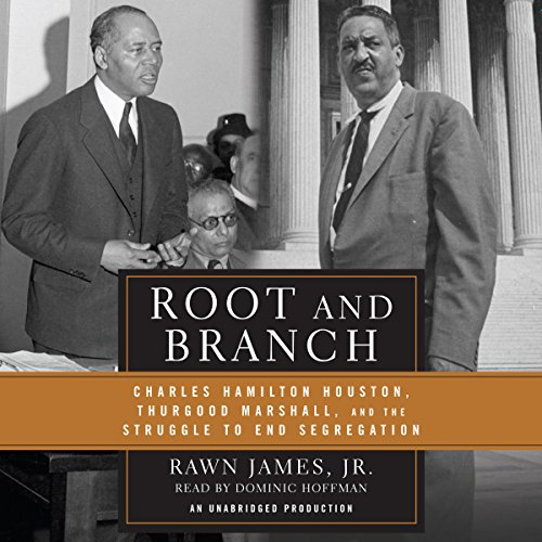 Root and Branch audiobook cover art