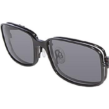 FLEXON Eyeglasses 601 001 Black Chrome 52MM