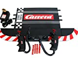 CARRERA Evolution Set: Black Box Analog 25189 Trafo 26710 2 Handregler 20709 NEU