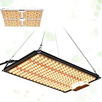DrayGelin 6000WフルスペクトルLED工場ランプ、植栽ランプ補足ライト量子版、温室栽培に適し、屋内温室苗木栽培及び発芽し成長します 6000WフルスペクトルLED植物成長ランプ、温室栽培、屋内温室苗栽培と発芽に適した植栽ランプ補助ライトの量子バージョン (Size : QB4000-4 chips)