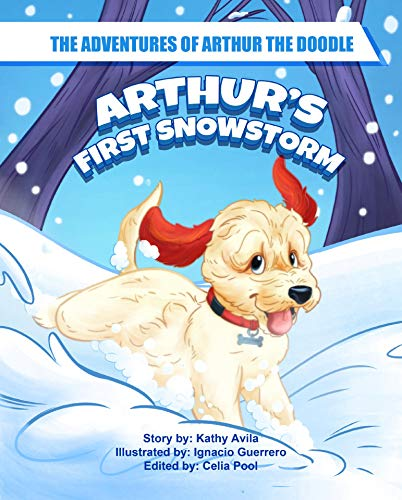 The adventures Of Arthur The Doodle: Arthur's First Snowstorm (English Edition)