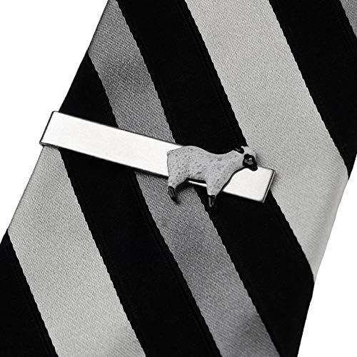 Quality Handcrafts Guaranteed Tie Clip Sales results No. 1 Sheep Max 45% OFF