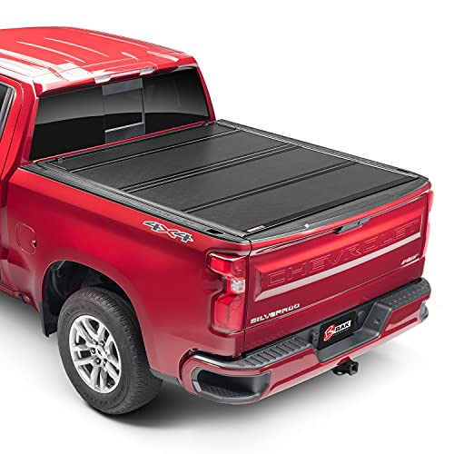 BAK BAKFlip G2 Hard Folding Truck Bed Tonneau Cover | 226126 | Fits 2015 - 2021 Chevy/GMC Colorado/Canyon 5' 3' Bed (62.7')
