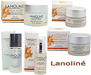 Lanoline New Zealand Manuka Honey and Lanolin Oil Set of 5 Products