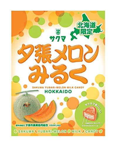 札幌グルメフーズ 夕張メロンみるく 65g ×5個