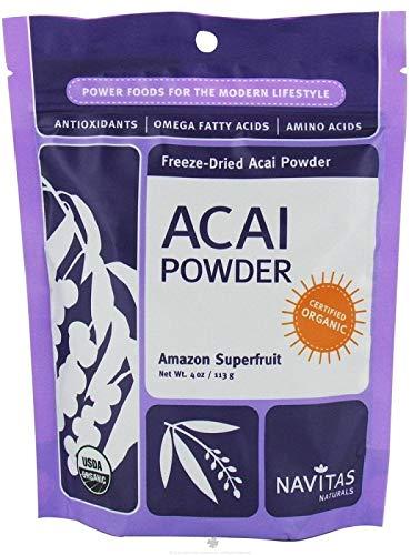Navitas, Navitas - Acai Organico en Polvo 113 g, 113 gramos