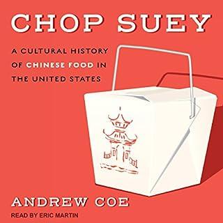 Chop Suey audiobook cover art