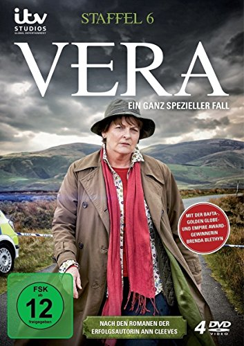 Vera - Ein ganz spezieller Fall/Staffel 6 [4 DVDs]