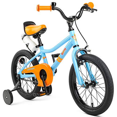 Best Price! Retrospec Koda Kids Bike with Training Wheels, 16 3-7yrs, Blippi