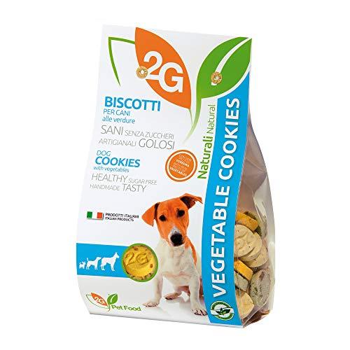 2G PET FOOD Vegetable Cookies - 350 g
