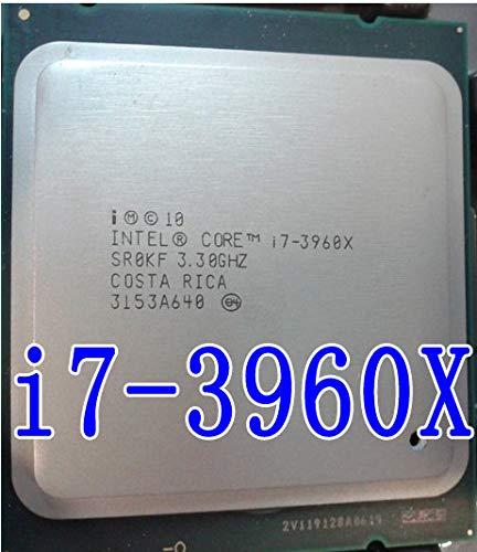 DIPU WULIAN Core i7-3960X i7 3960x CPU Processor 3.3GHZ 32nm 130W LGA 2011 Six-Core Hexa-core desktops scrattered i7 3960X