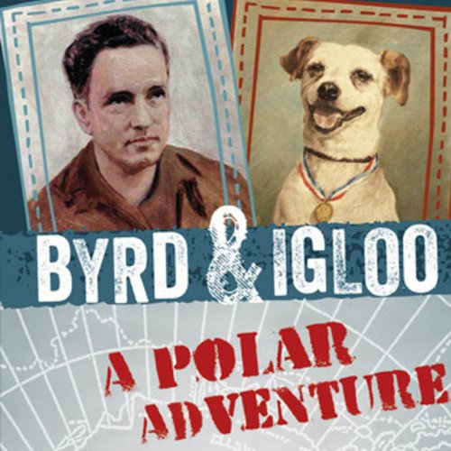 Byrd & Igloo audiobook cover art