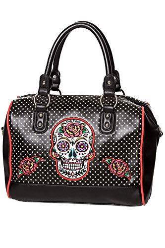 Banned Alternative Dia De Muertos Frauen Handtasche Multicolor